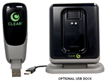 PXU1900 Clear 4G USB & Dock